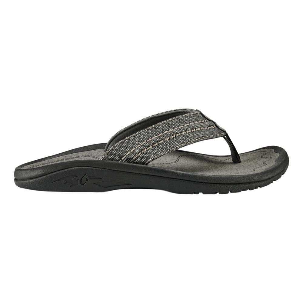 OluKai Men's Hokua Mesh Sandals CLY.CHAR_1026