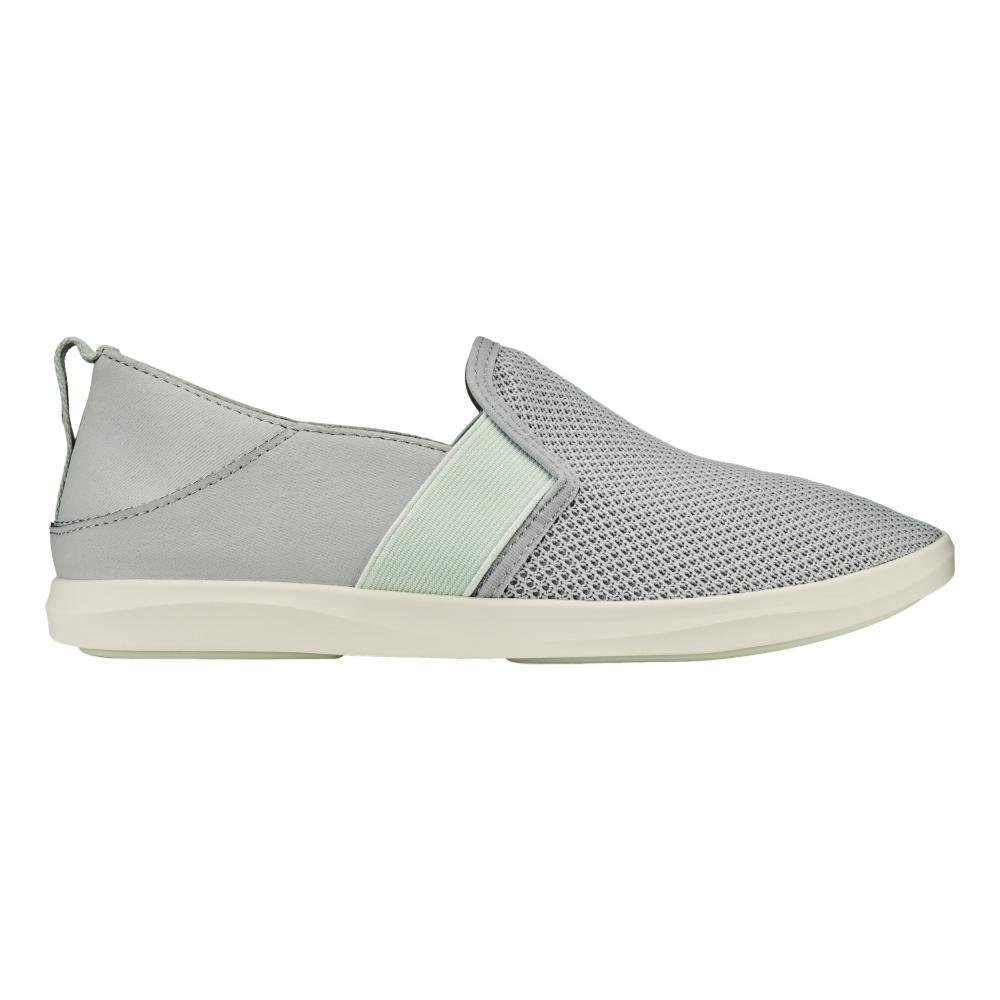 OluKai Women's Hale'iwa Shoes PGRY.PMOS_PG3G