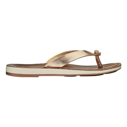 OluKai Women's Nohie Sandals Bubl.Tan_fa34