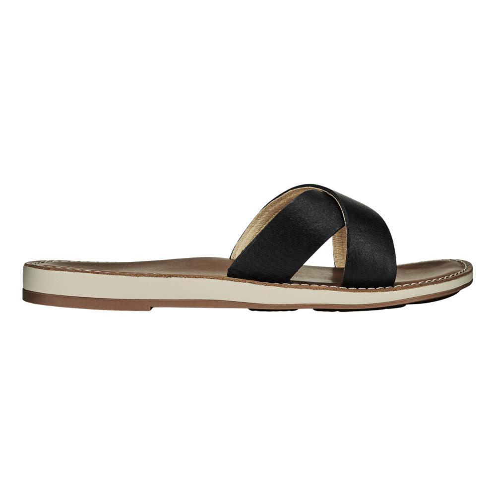 OluKai Women's Ke'a Sandals BLK.TAN_4034