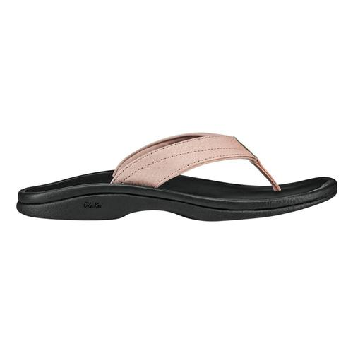 OluKai Women's 'Ohana Sandals Ppink.Blk_3p40