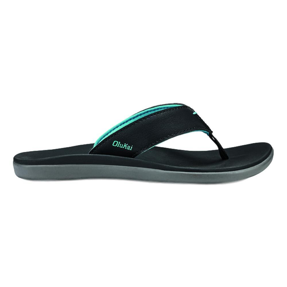 OluKai Boys Niau Sandals BLACK4040