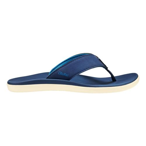 OluKai Boys Niau Sandals Navy5454