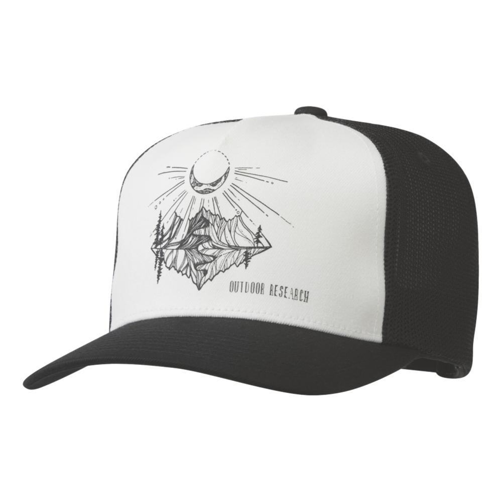 Outdoor Research Moonshine Trucker Hat WHBLK_0026