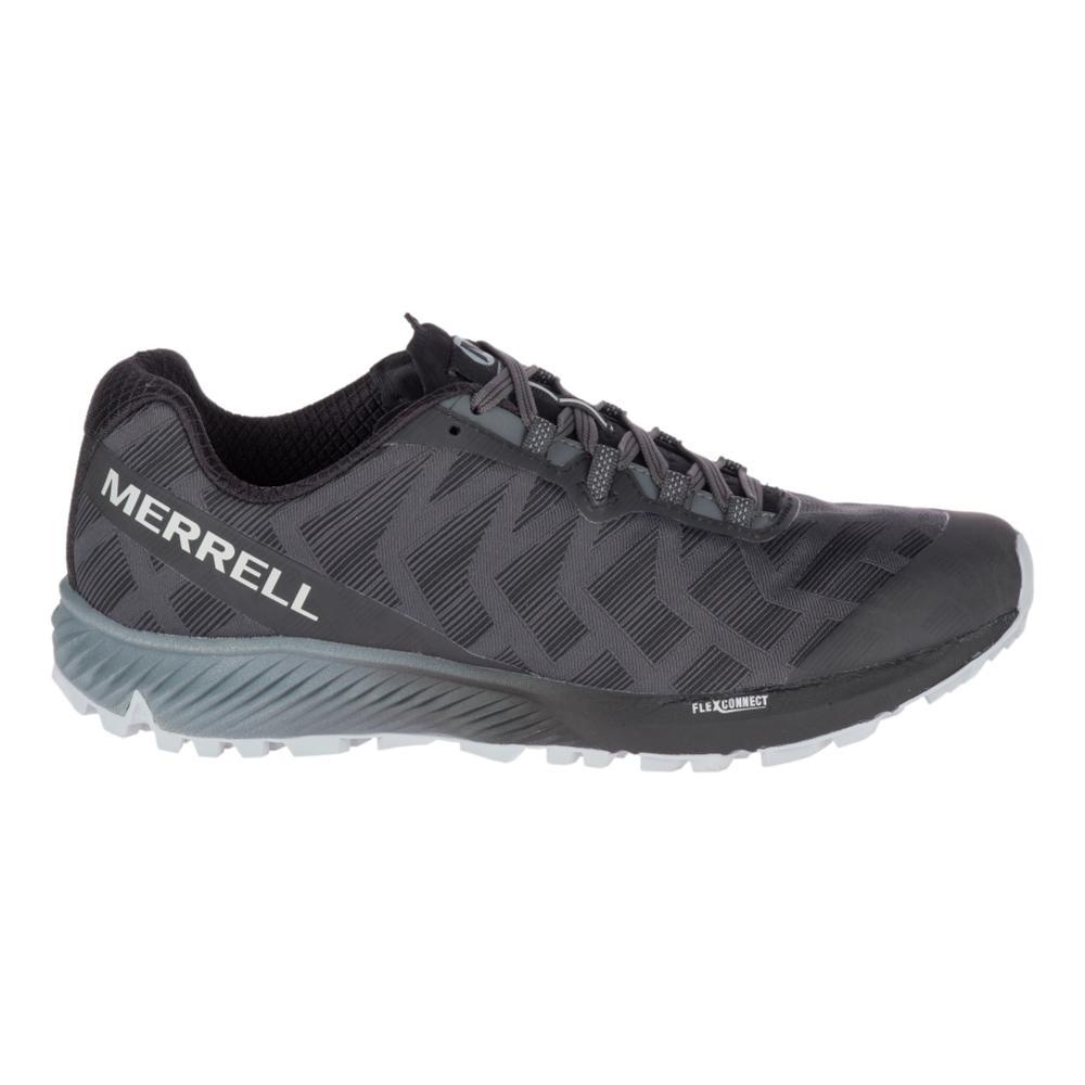 Merrell Men's Agility Synthesis Flex Trail Running Shoes BLACK