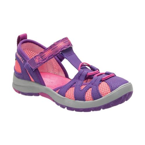 Merrell Big Kids Hydro Monarch 2.0 Sandals Berrypurp