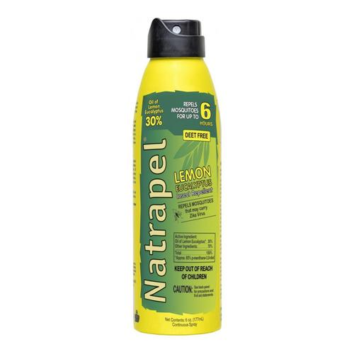 Natrapel Lemon Eucalyptus Insect Repellent - 6.4oz .