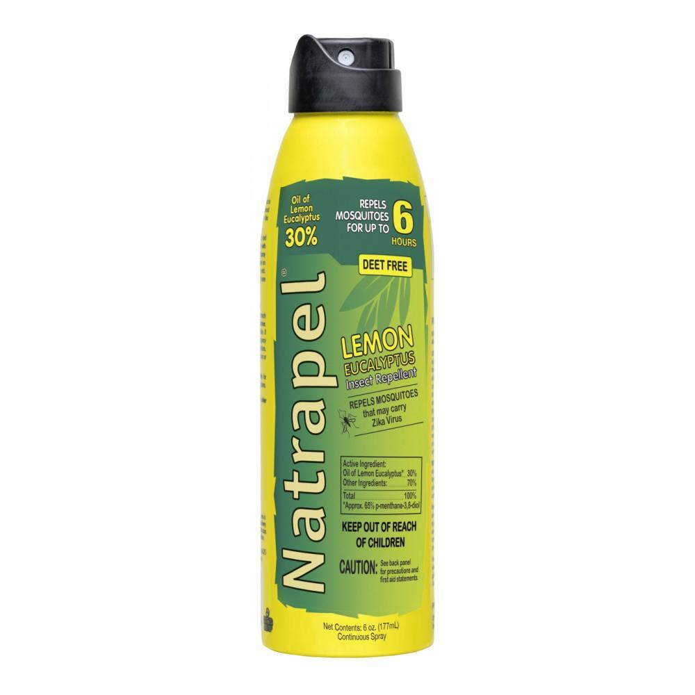 Natrapel Lemon Eucalyptus Insect Repellent - 6.4oz