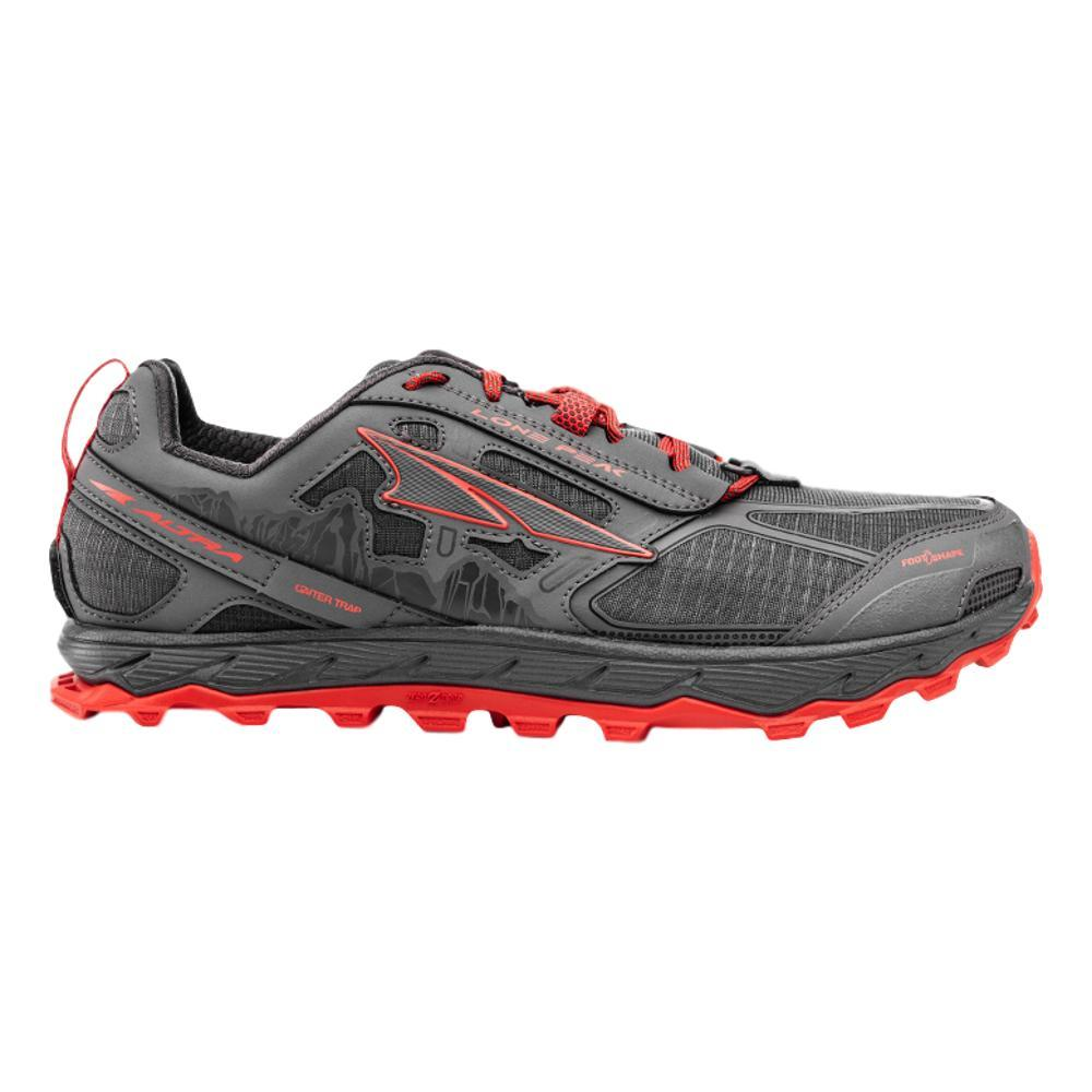 Altra Men's Lone Peak 4 Trail Running Shoes GRY.ORG.280