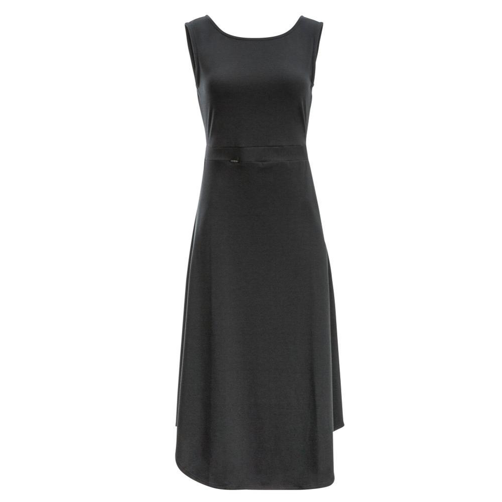 ExOfficio Women's Wanderlux Alessandria Dress BLACK