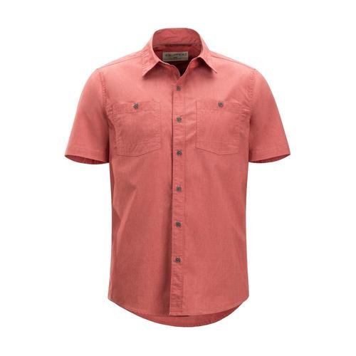 ExOfficio Men's Gaillac Short Sleeve Shirt Retrored