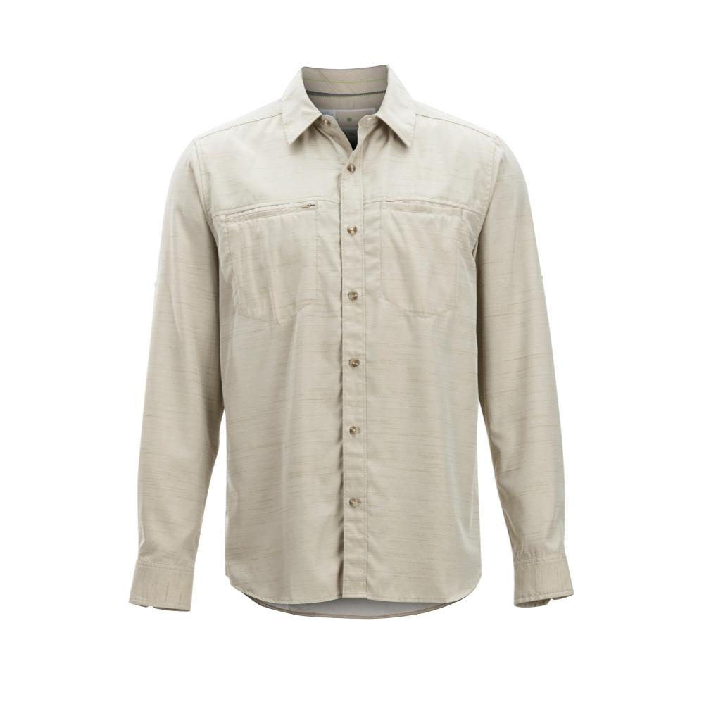 ExOfficio Men's BugsAway San Gil Long Sleeve Shirt LT.KHAKI