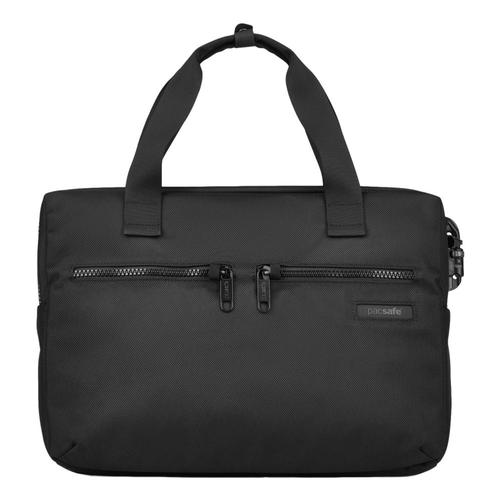 Pacsafe Intasafe Slim Anti-Theft 15in Laptop Briefcase Black_001