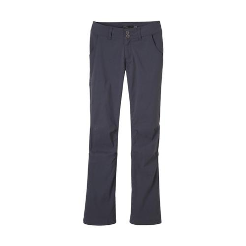 prAna Women's Halle Pants Plus - 32in Inseam Coal
