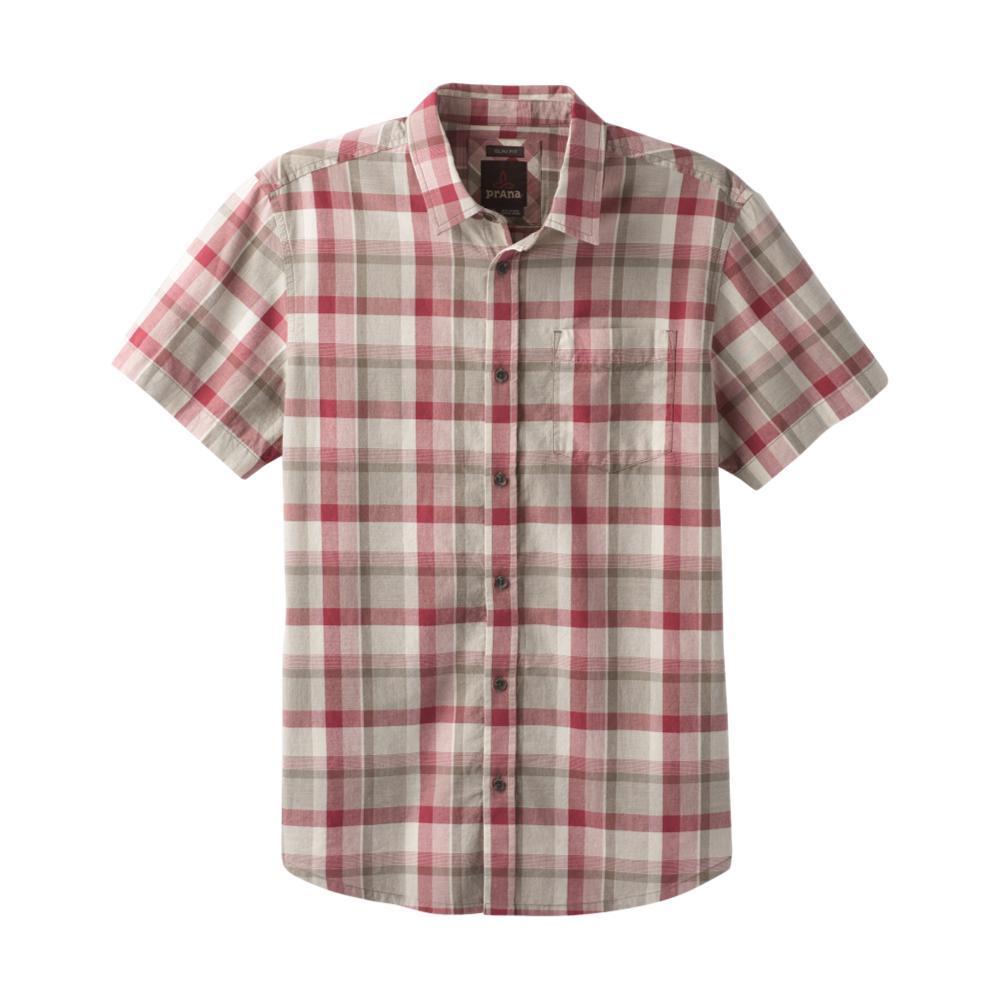 prAna Men's Bryner Shirt STONE