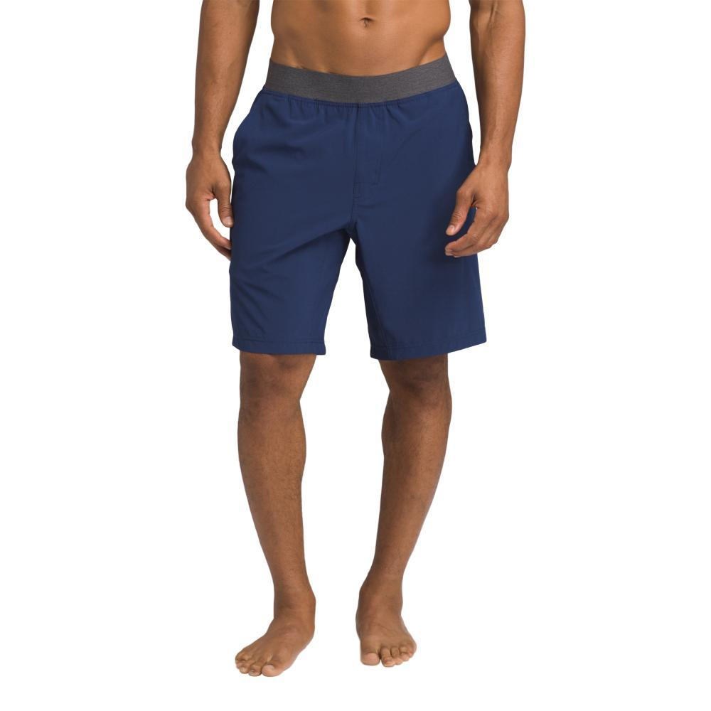 prAna Men's Super Mojo Shorts II BLUE