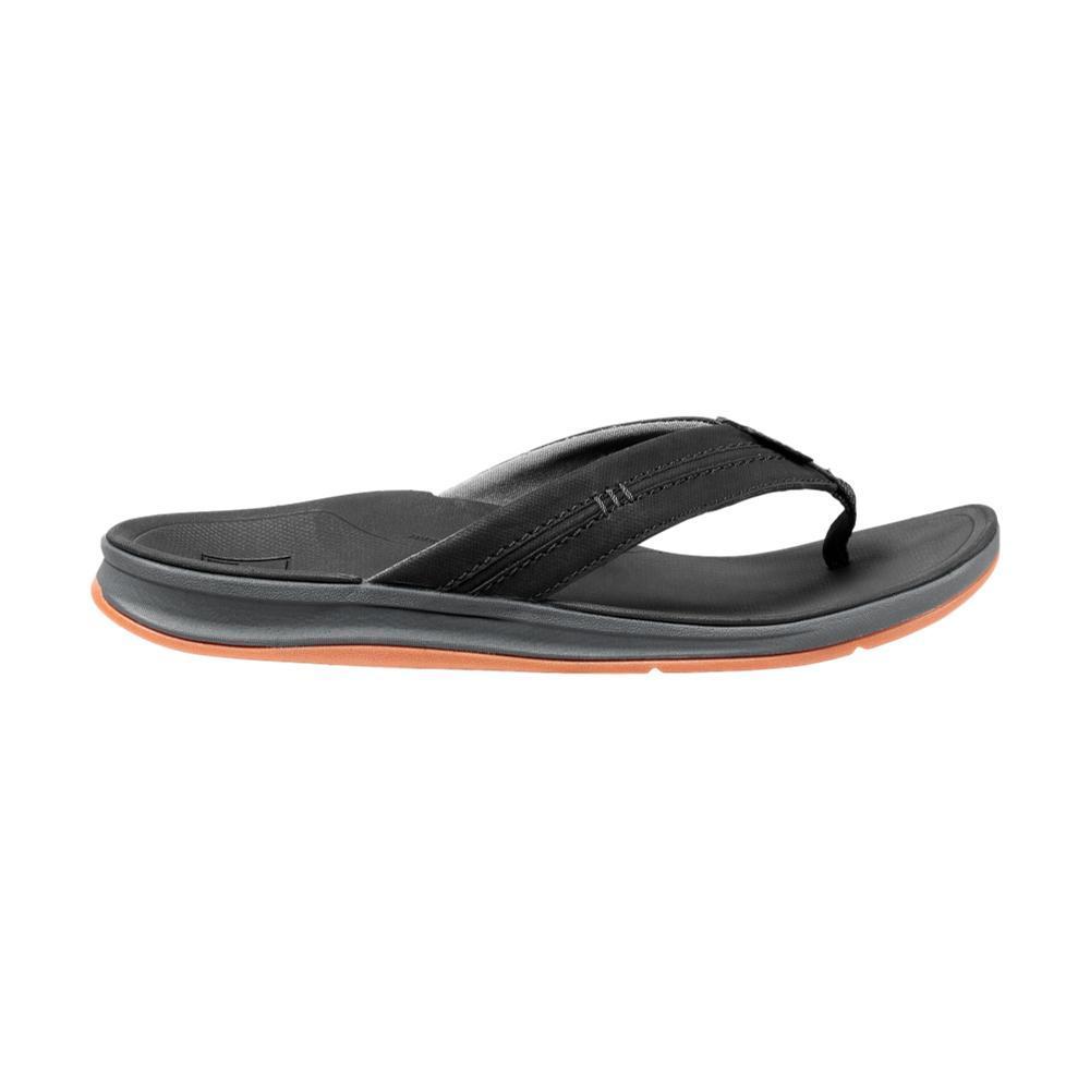 Reef Men's Ortho-Bounce Coast Sandals BLACK_BLA
