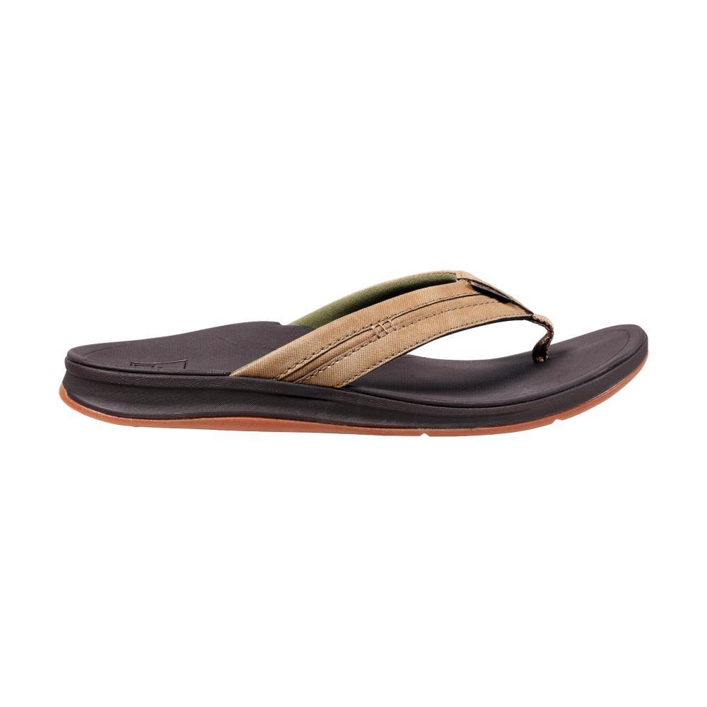 Reef Men's Ortho Coast Sandals BROWN_BRO