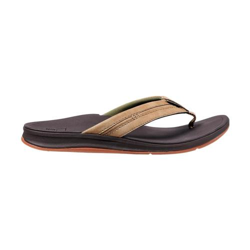 Reef Men's Ortho-Bounce Coast Sandals Brown_bro