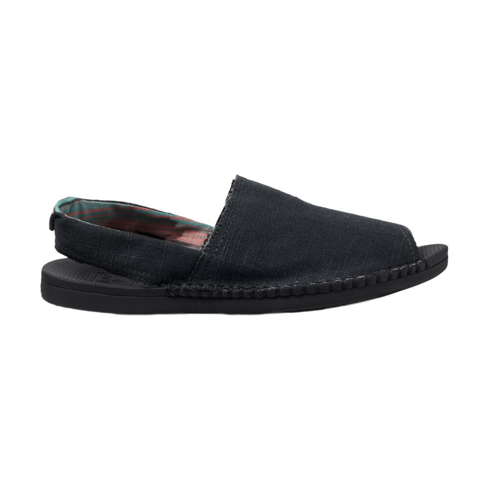 Reef Brazil Women's Escape Sling Sandals BLACK_BK2