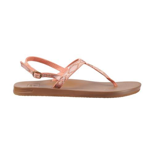 Reef Women's Cushion Bounce Slim T Sandals Corbead_cbd