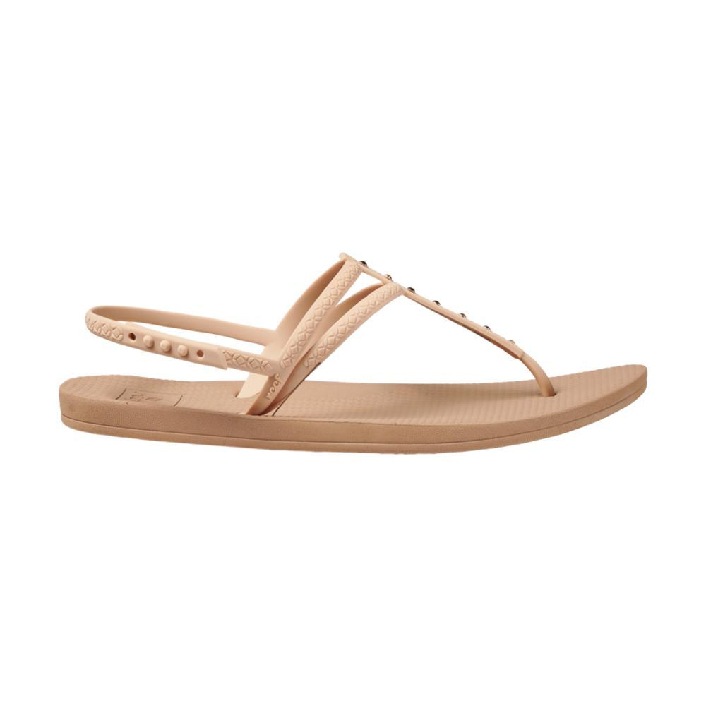 Reef Women's Escape Lux T Stud Sandals GOLD_GOL