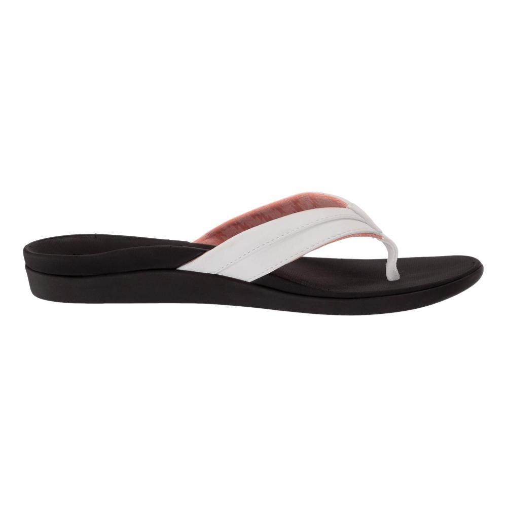 Reef Women's Ortho-Bounce Coast Sandals BRN.WHT_BNW