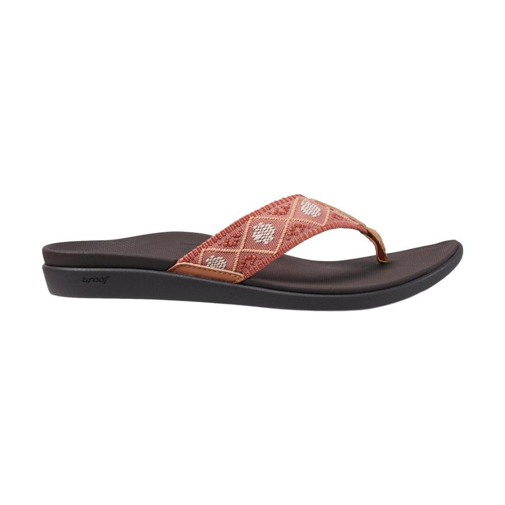 Reef Women's Ortho-Bounce Woven Sandals DSTCORL_DYC
