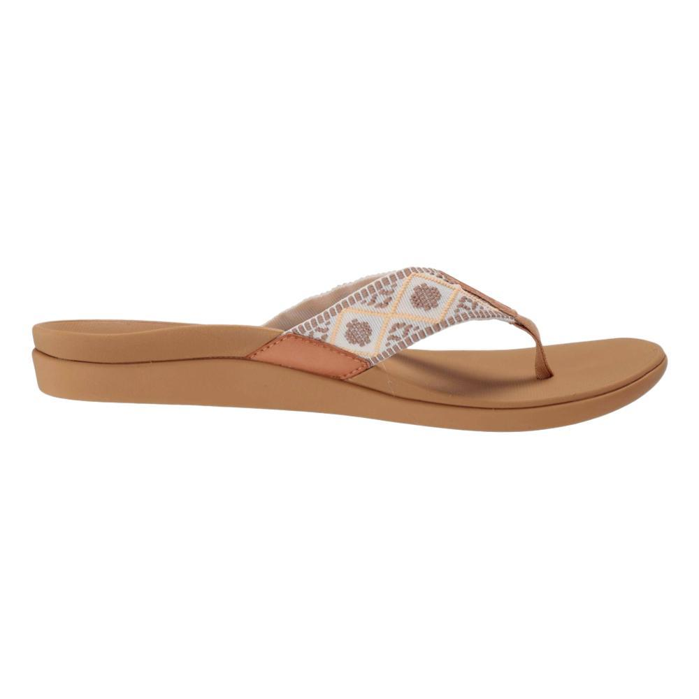 Reef Women's Ortho-Bounce Woven Sandals VNTGWHT_VIW