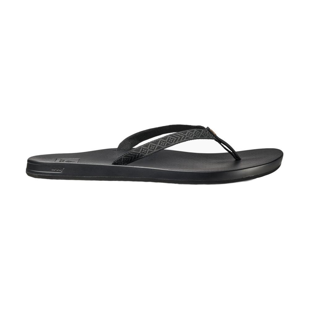 Reef Women's Cushion Bounce Woven Sandals BLACK_BLA