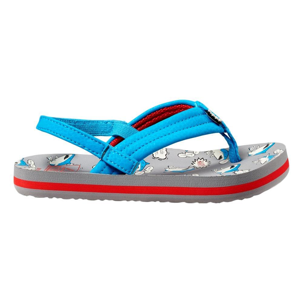Reef Kids Little Ahi Sandals NOMNOMNOM