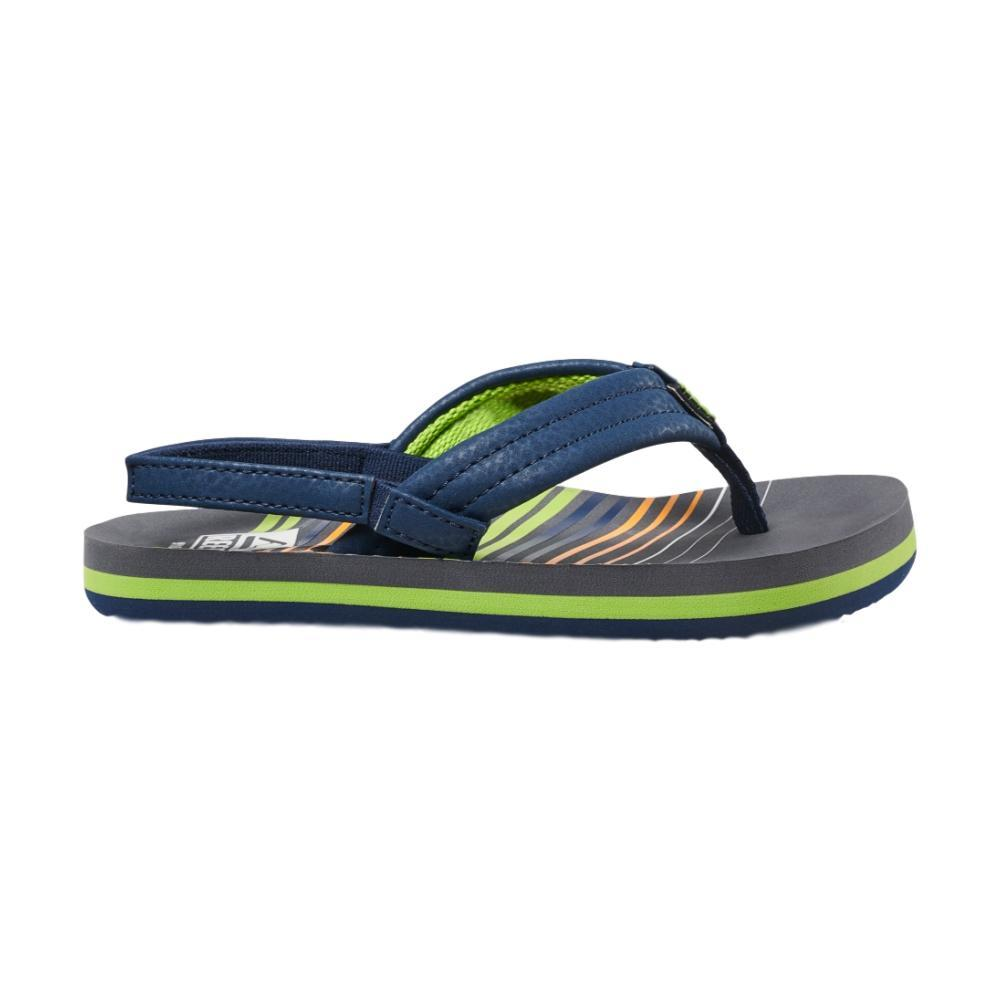 Reef Kids Little Ahi Sandals STPGRN_SRG