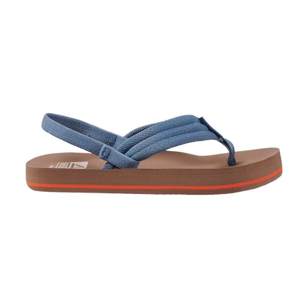 Reef Kids Little Ahi Beach Sandals TANAVY_TNA