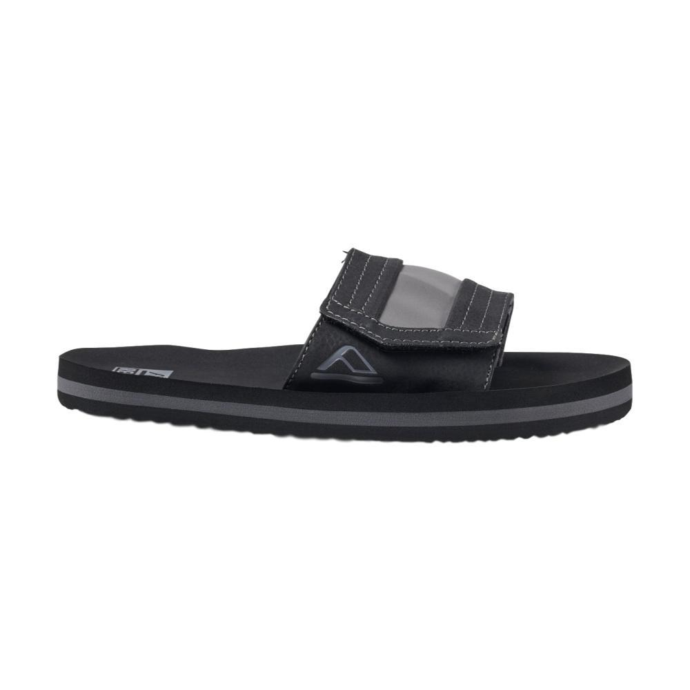 Reef Kids Ahi Slide Sandals BLACK_BLA