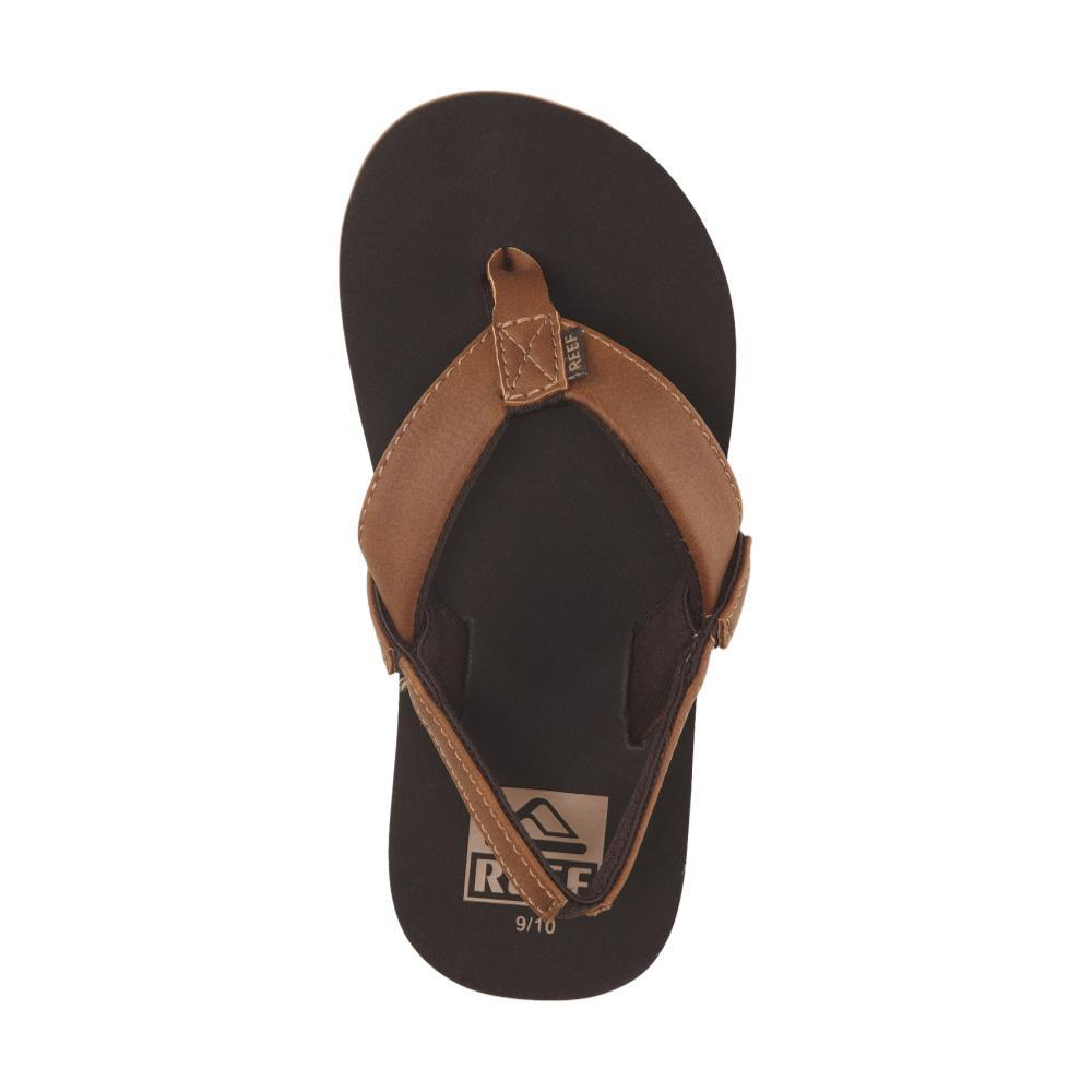 Reef Little Twinpin Sandals BROWN_BRO