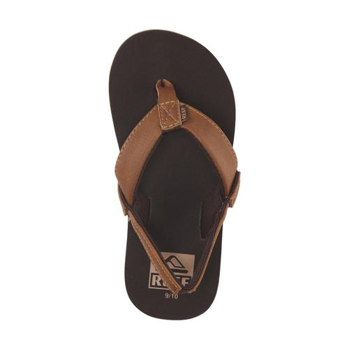 Reef Little Twinpin Sandals Brown_bro