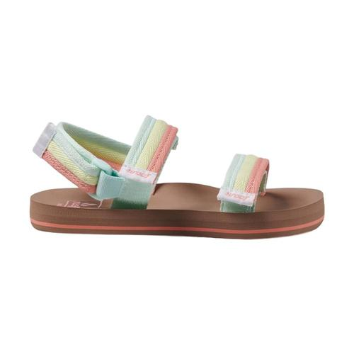 Reef Kids Little Ahi Convertible Sandals Rainbw_rai