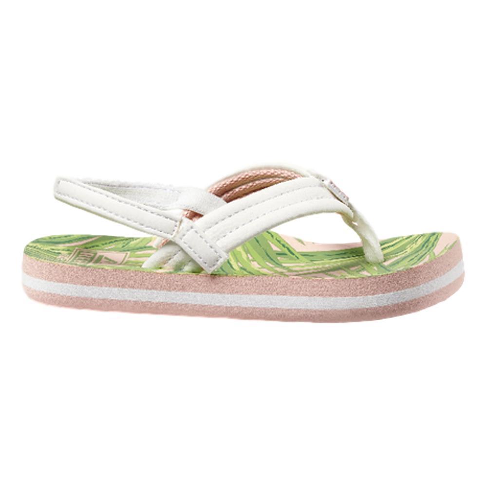Reef Kids Little Ahi Sandals PALMS_TPO
