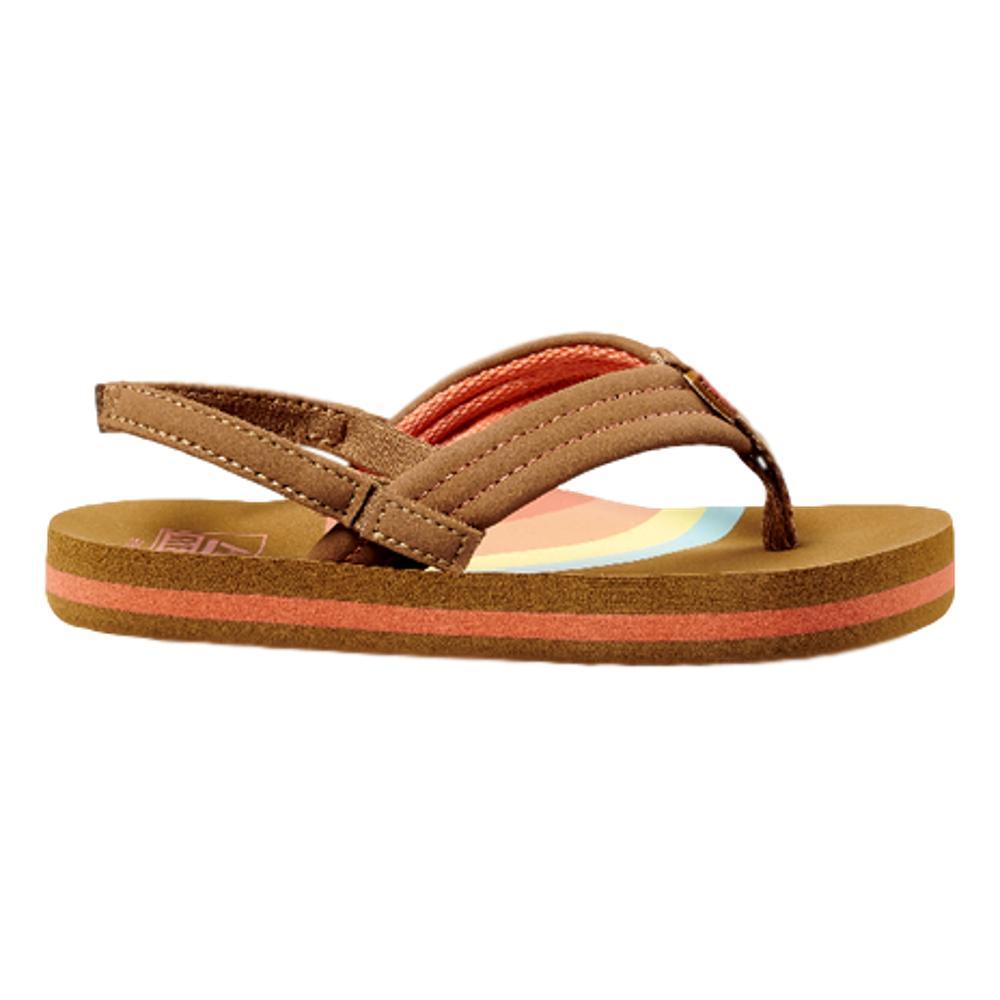 Reef Kids Little Ahi Sandals RAINBW_RAI