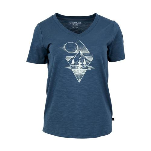 United By Blue Mountain Mist Tee Orionblue