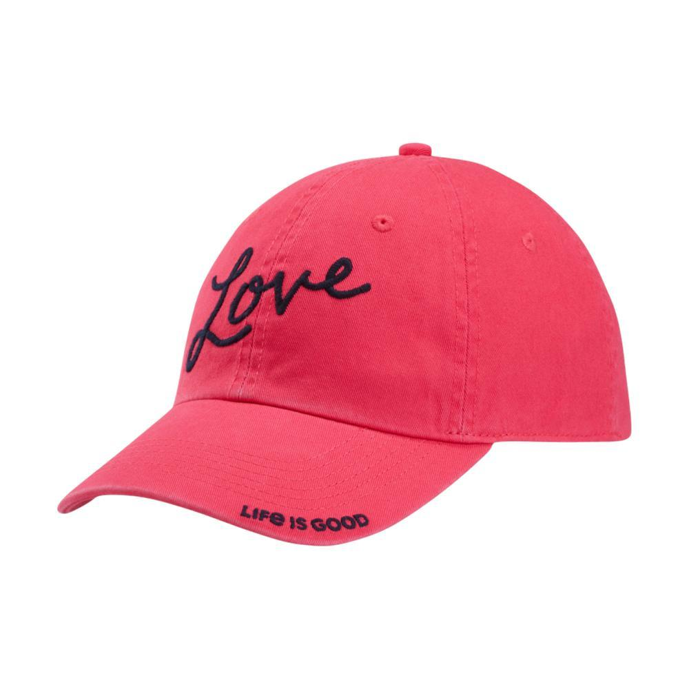 Life is Good Big Love Chill Cap POPPINK