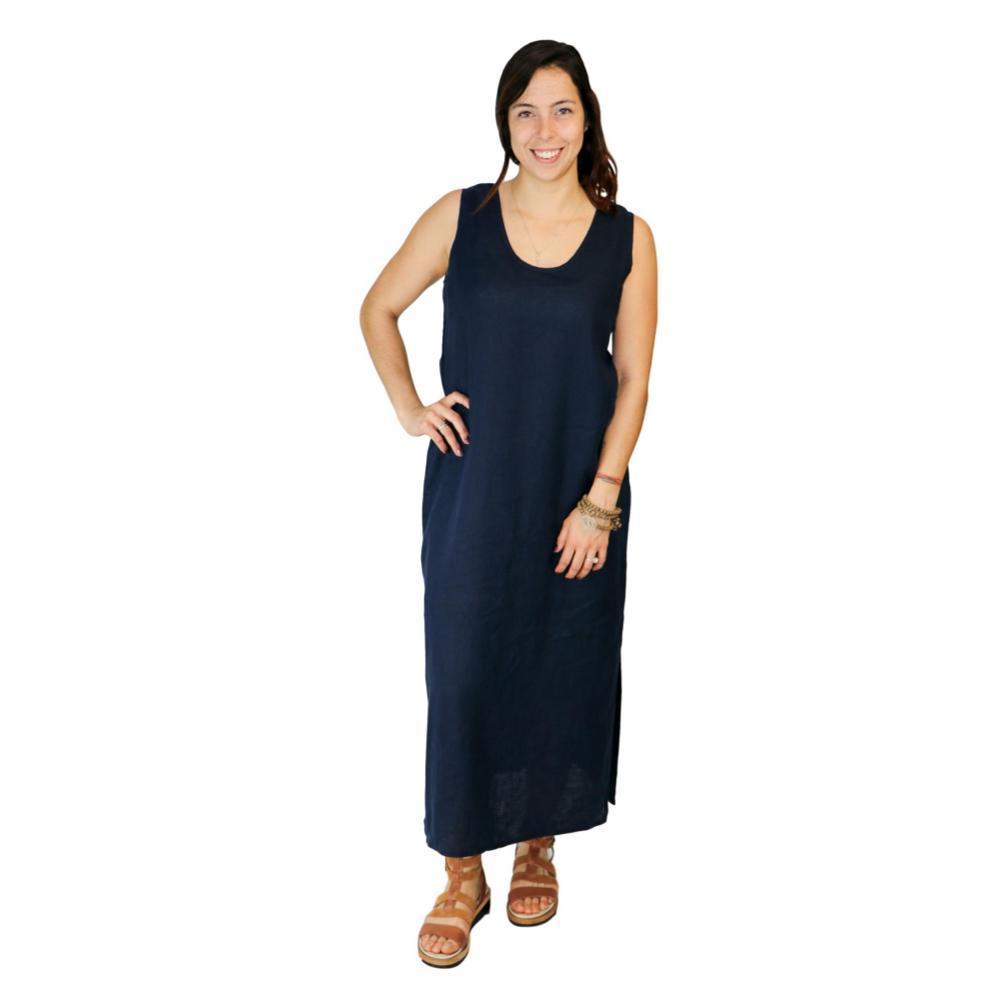 FLAX Women's Slipster Dress MIDNIGHT