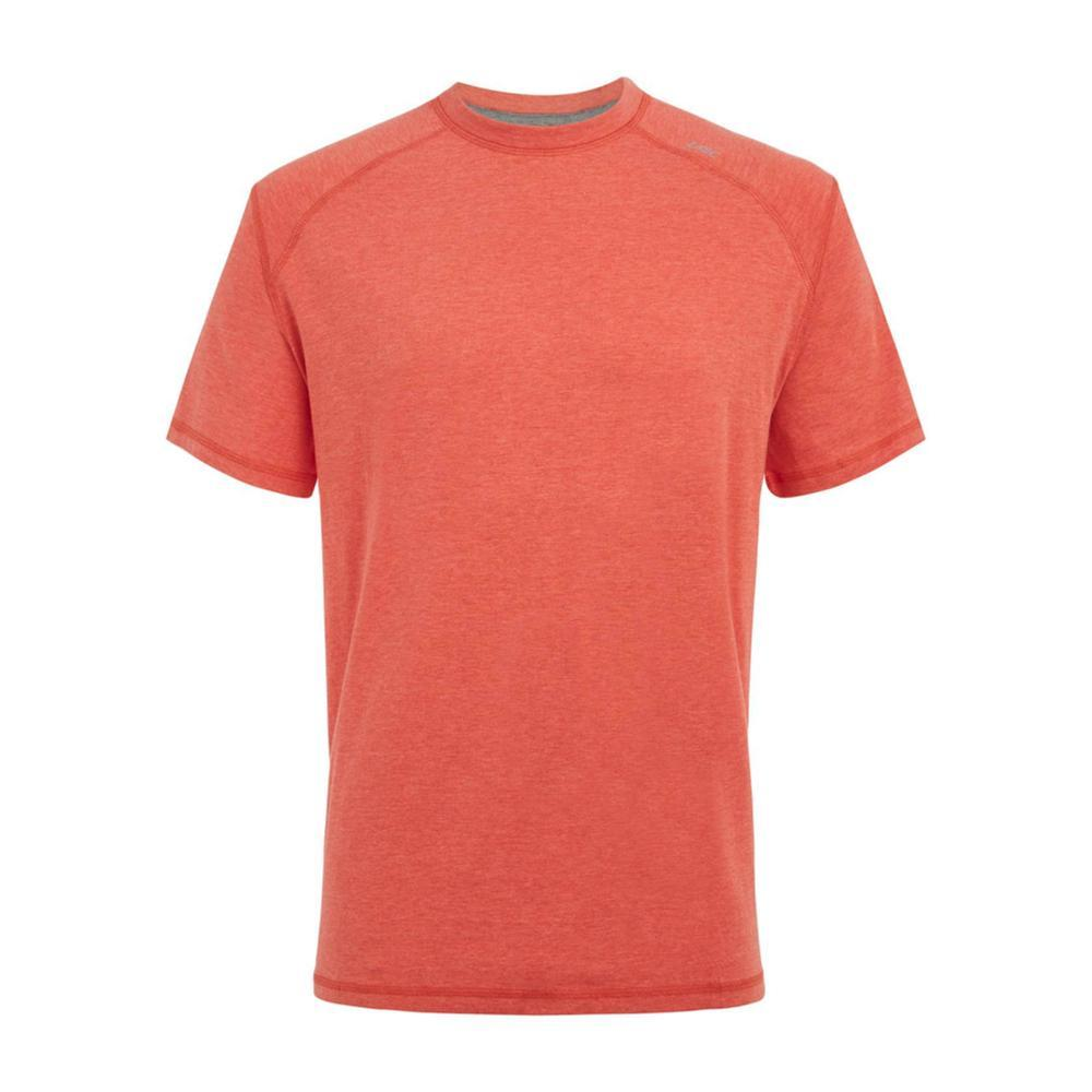 tasc Men's Carrollton Heather Performance Crew T-Shirt REDHTHR