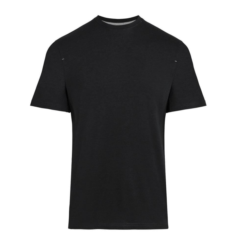 tasc Men's Integrated Tech Short Sleeve T-shirt BLACK