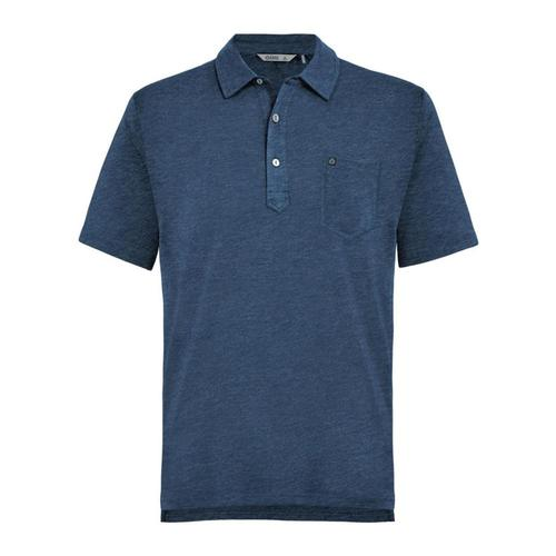 tasc Men's Easy Stretch Pocket Polo Shirt Clnvyhthr