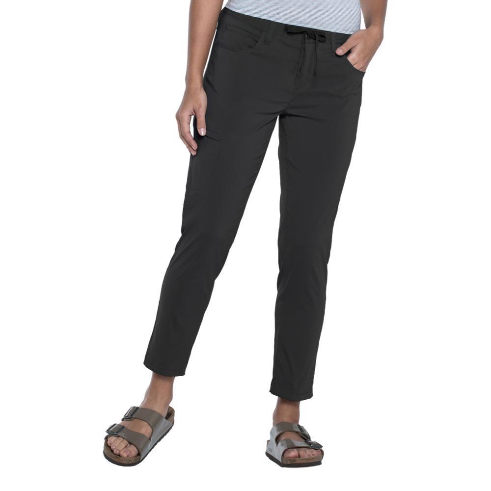 Toad&Co Women's Jetlite Crop Pants BLACK
