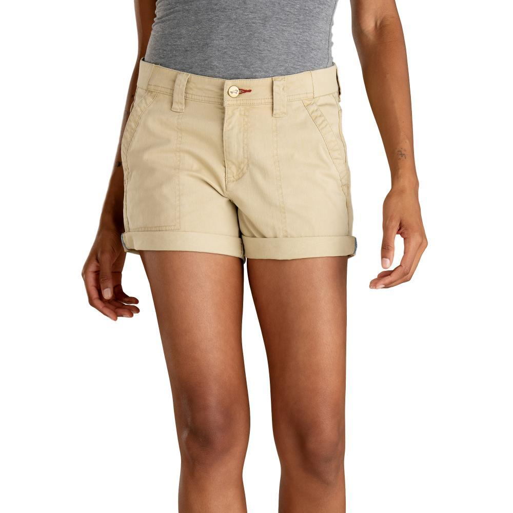 Toad&Co Women's Touchstone Camp Shorts STARFISH