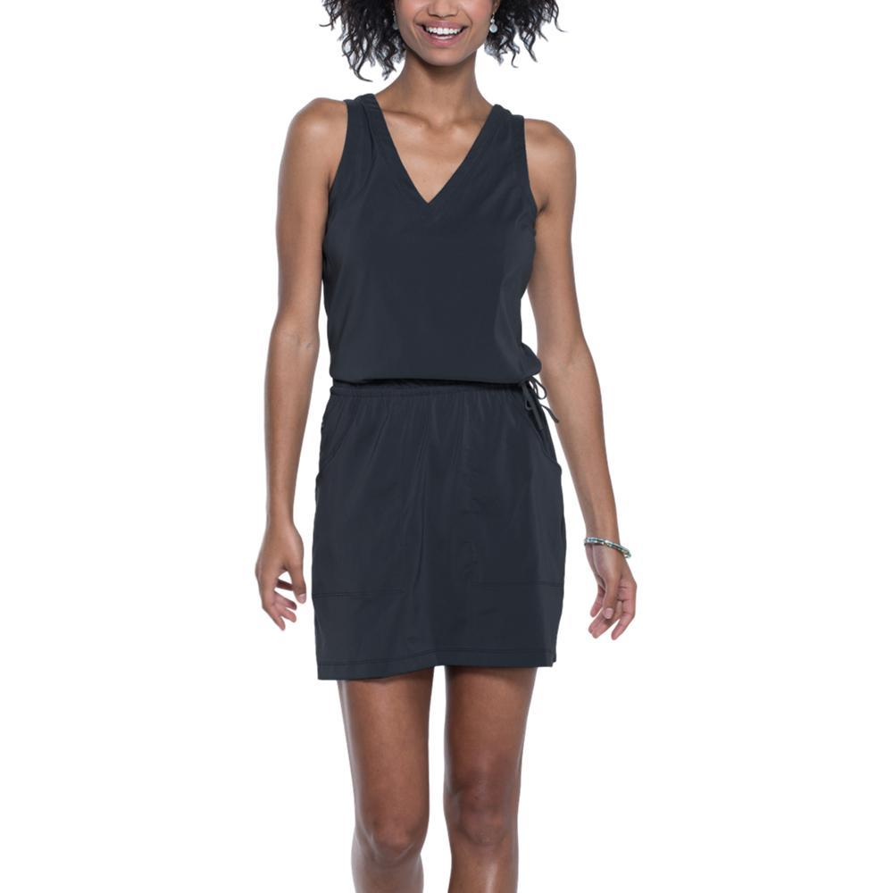 Toad&Co Women's Liv Dress BLACK