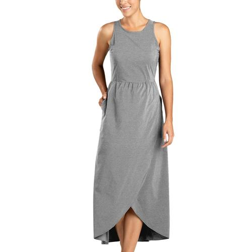 Toad&Co Women's Sunkissed Maxi Dress Charcoal