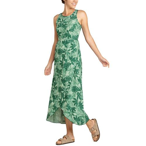 Toad&Co Women's Sunkissed Maxi Dress Kelpgreen